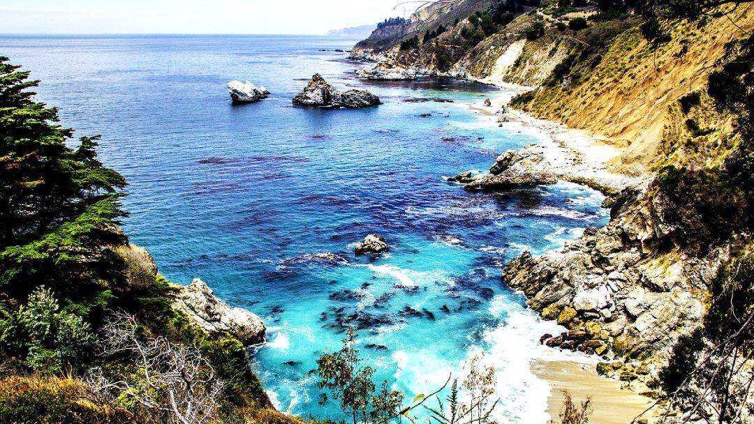 Big Sur travel destination