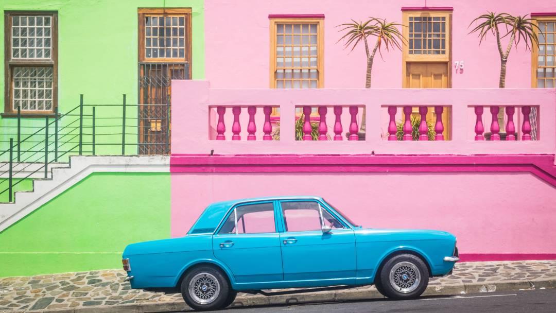 Cape Town city street