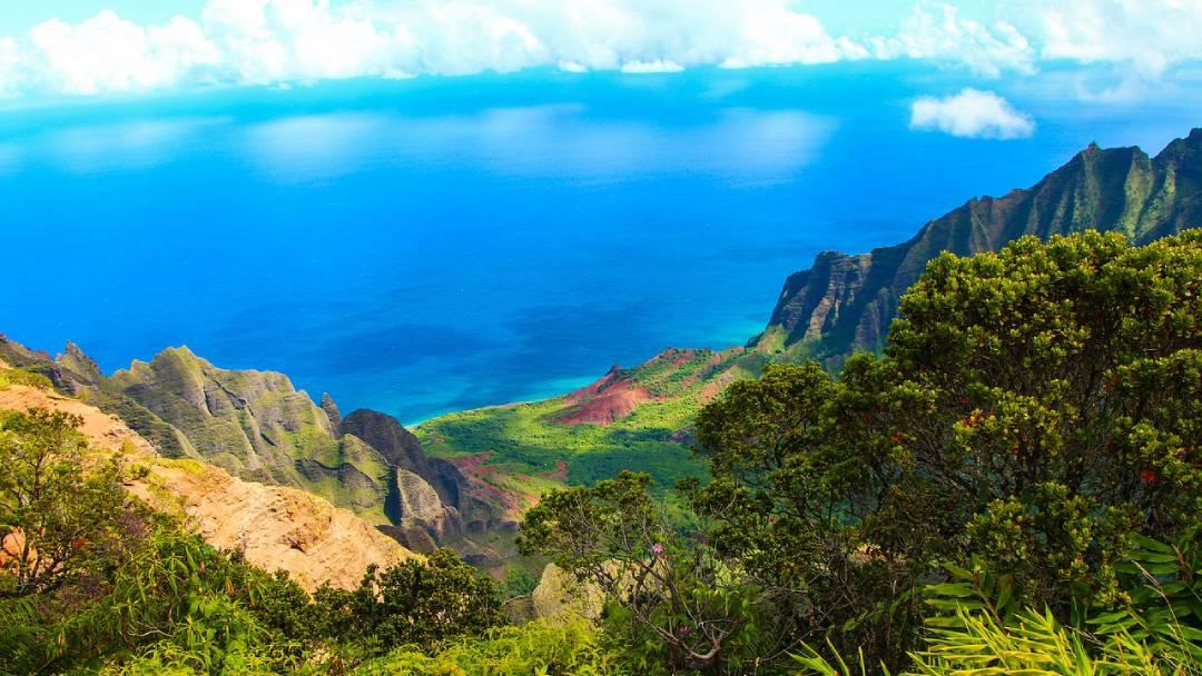 Napali Kauai view