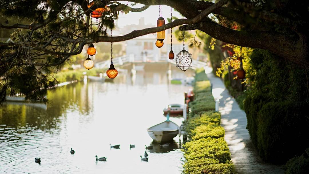 romantic places in Venice