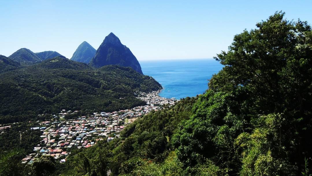 honeymoon ideas at St Lucia