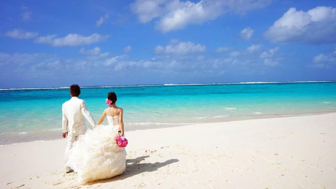 honeymoon in Phuket, Thailand