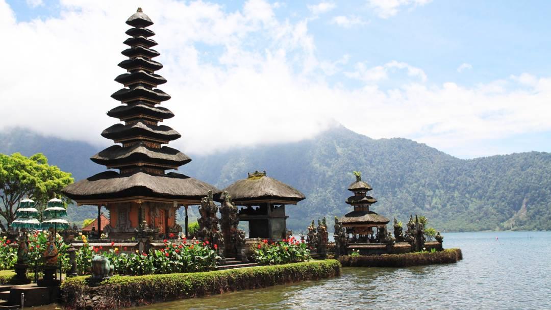 pagoda Bali, Indonesia