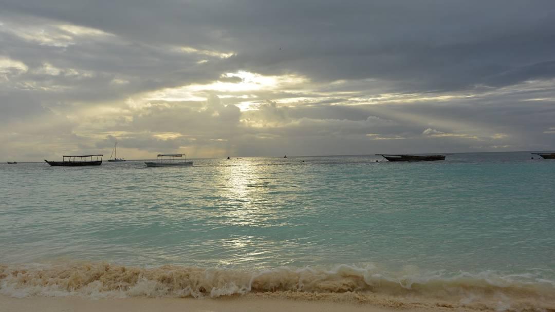 Zanzibar ocean view
