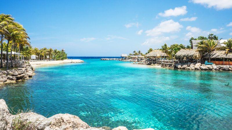 blue lagoon Curacao