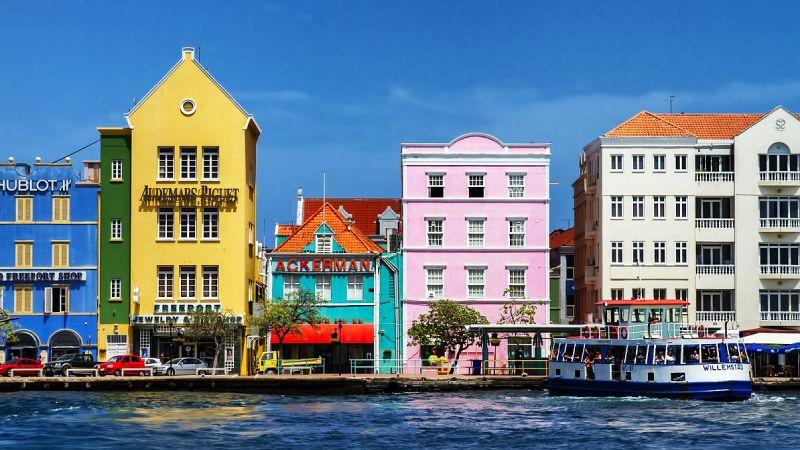 honeymoon in Curacao