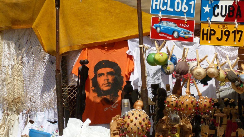 shopping on Cuba
