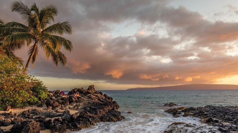 non-traditional honeymoon on Maui