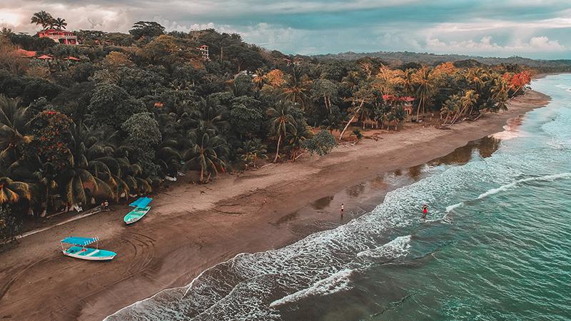 Playa Esterillos Provincia de Puntarenas Costa Rica