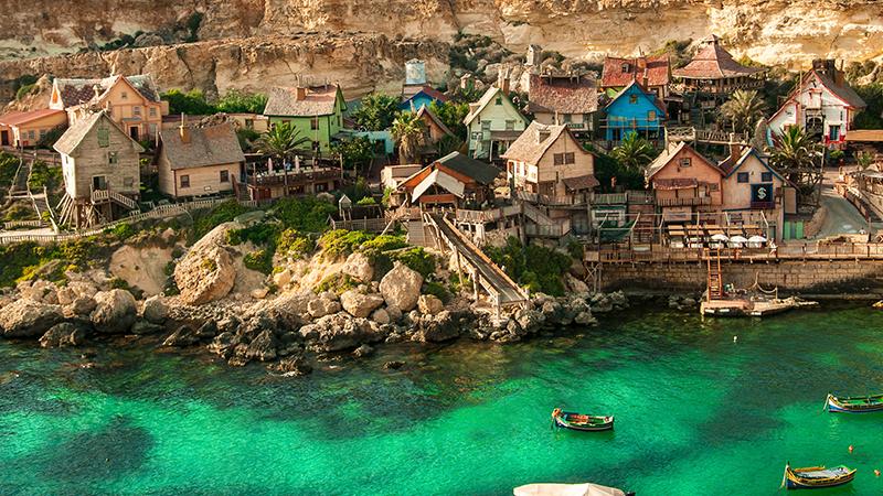 Popeye Village Malta Mellieha Malta