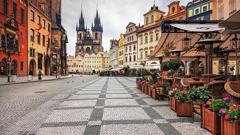 trip to Prague,-Czech-Republic