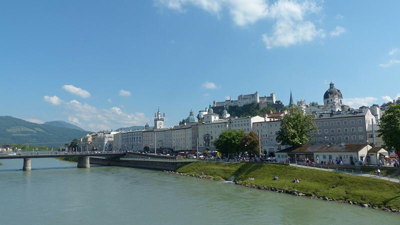 Salzburg Historic - Center