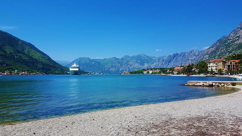 Sea Montenegro Adriatic