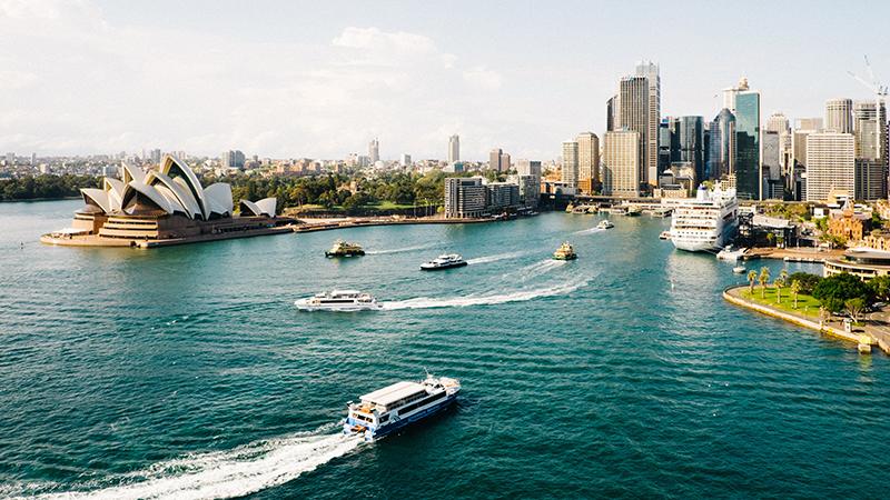 Sydney Australia LGBT Honeymoon Destinations