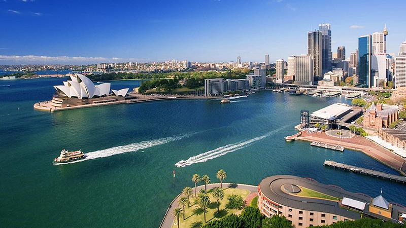magic holiday travel to Australia
