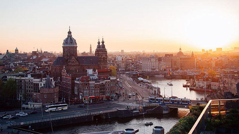amsterdam the netherlands best LGBT honeymoon destinations
